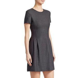 NWT Theory Corset Tee Wool Dress